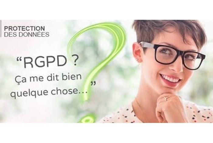 Le RGPD…