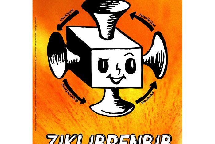 Ziklibrenbib à la médiathèque