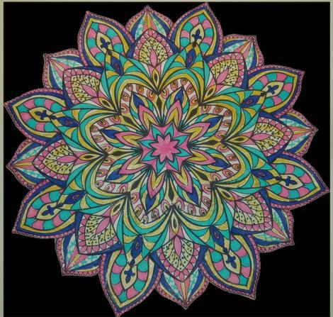 L'atelier Mandala présente: